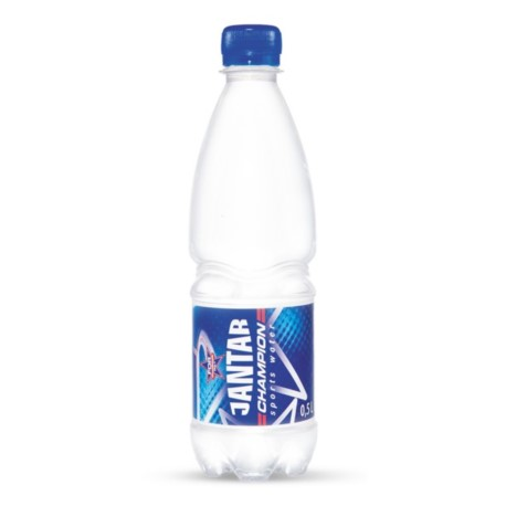 Jantar Champion Sports Water woda niegazowana butelka PET poj.0,5l