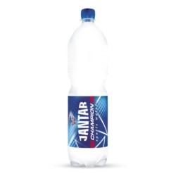 Jantar Champion Sports Water woda niegazowana butelka PET poj.1,5l